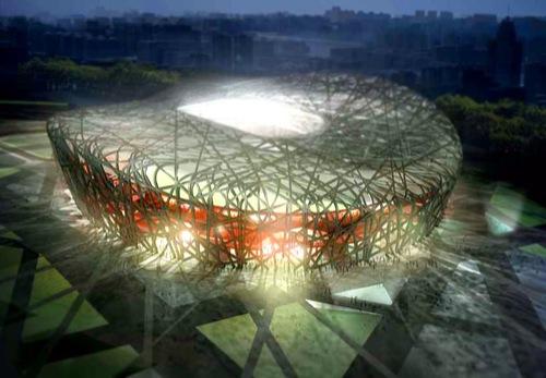 Estadio Olimpico Nacional de Pekin